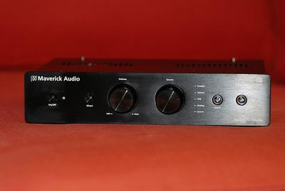 Maverick Audio D1 (front view)
