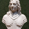 John Hampden • Maker: Michael Rysbrack , Flemish, baptized 1684, died 1770 •  marble<br /> The Huntington Library, Art Collections, and Botanical Gardens