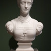 Bust of a Woman • by William Wetmore Story 1869<br /> The Huntington Library • San Marino, CA