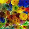 Chandelier called Fiori di Como by glass sculptor Dale Chihuly<br /> Bellagio Hotel and Casino •Las Vegas, NV