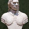 Oliver Cromwell • by John Michael Rysbrack (1694-1770 Flemish)<br /> The Huntington Library • San Marino, CA