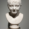 Head of Boy 1796 • Maker: Joseph Nollekens, British, 1737 - 1823 • Marble<br /> The Huntington Library • San Marino, CA