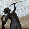 Diana of the Chase • by Anna Hyatt Huntington<br /> The Huntington Library • San Marino, CA