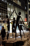 Joy, by Bruce Garner, 1970. Donated by E.R. (Bud) Fisher to the Sparks St. Mall Authority and the citizens of Ottawa