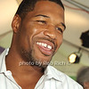 Michael Strahan<br /> photo by Rob Rich © 2008 516-676-3939 robwayne1@aol.com