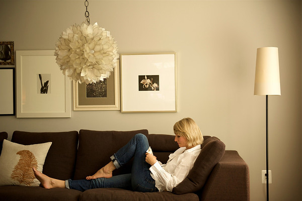 Interior design shoot. Arlington, Virginia, 2012