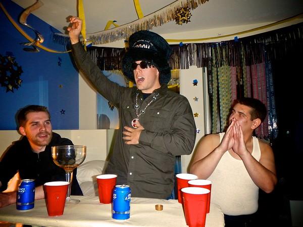Sean's Bachelor Party