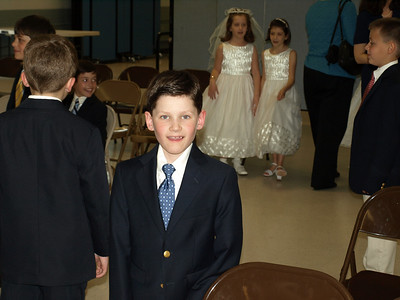Sean's Communion