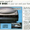 """You can use this Sony portable CD player in your car AND your home!"" I thought there would be more portable cd players in the catalog but this was it."