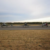 3 world war 2 trainer planes at the Belfair airport!