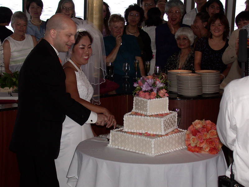 Kevin and Sandra wedding reception 4