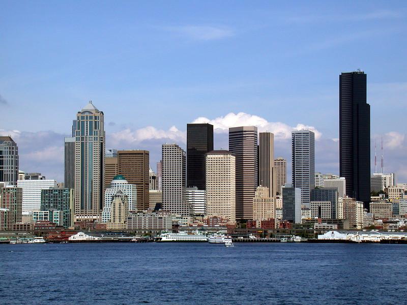 Downtown Seattle 1