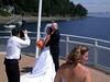 Kevin and Sandra wedding reception 1