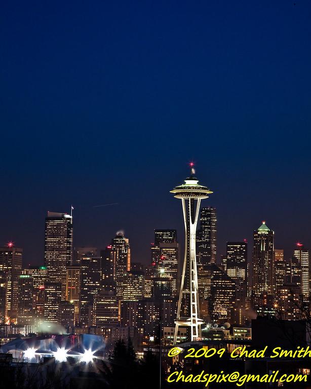 Seattle Random