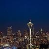 Seattle Space Needle_Sunset Jan2009_1