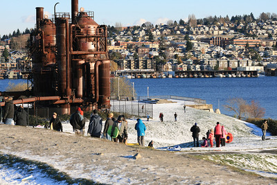 GAs Works Park.
