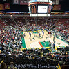 Seattle Storm Basketball game at Key Arena, Seattle WA