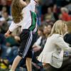 Seattle Storm Basketball game at Key Arena, Seattle WA