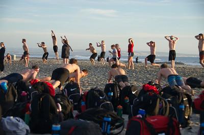 Seattle U Swim Team