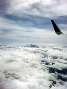 Mt. Rainer, WA.