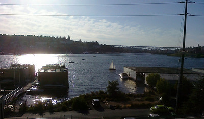Lake Union.