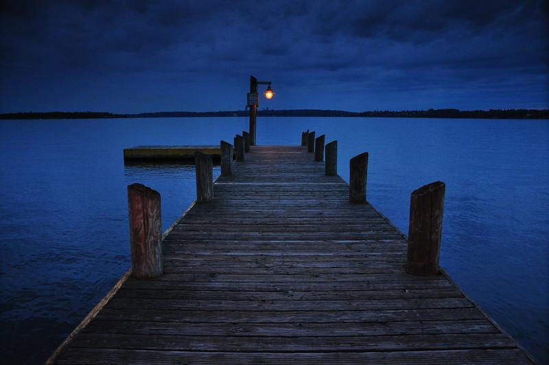 Lake Washington Pier II