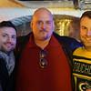 Jett Dorage, Gordon Kion, Justin Hoffman
