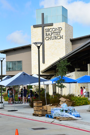 Second Baptist Cypress Campus  Houston Strong