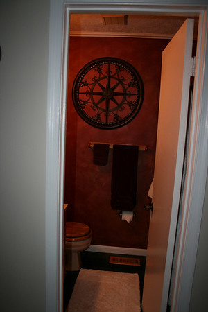 Hall bathroom renovations 3/28/11