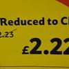 Supermarket Bargain