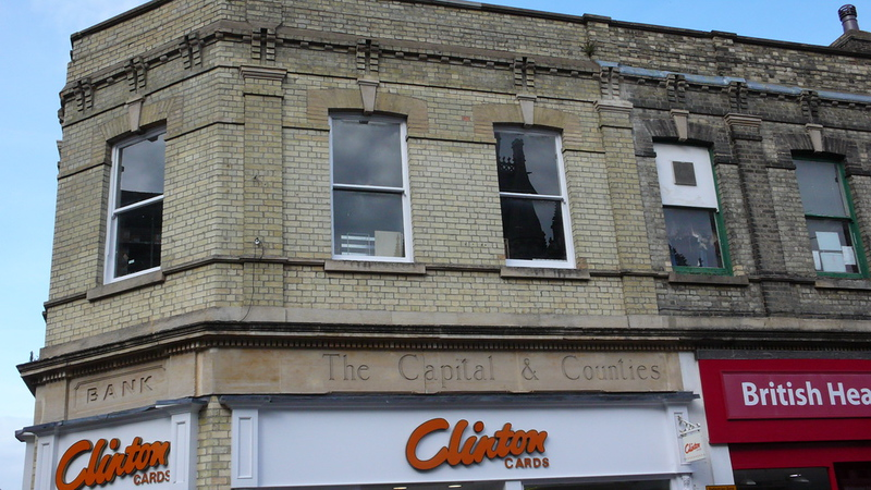 The Capital and Counties Bank