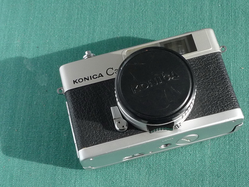 Konica C35 No 2 of 4
