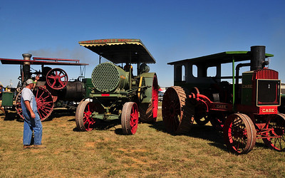 Portland Tractor 218
