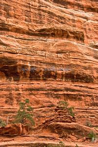 Sedimentary / Bell Rock, Sedona, Arizona