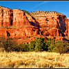 Bell Rock - Southern approach to Sedona