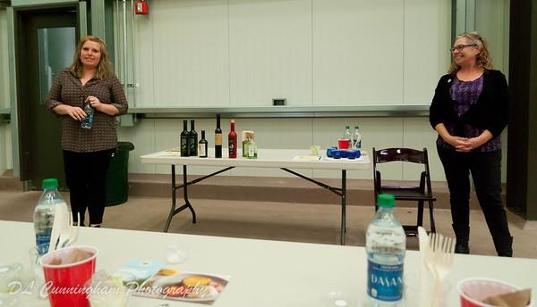 Seka Hills Olive Oil Education Class