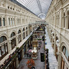 GUM Department Store, Moscow, Russia