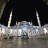 Blue Mosque, Sultanahmet District, Istanbul, Turkey