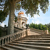 Font Monumental in the Parc de la Citadella, Barcelona, Spain NO
