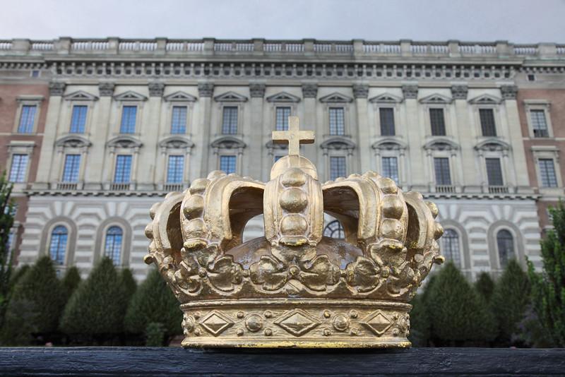 Gamla Stan, Kunglia Slottet (The Royal Palace)