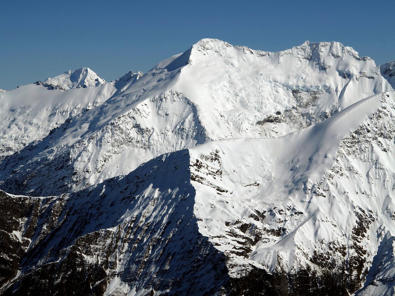 Mt Ian, Edward and Governors Ridge