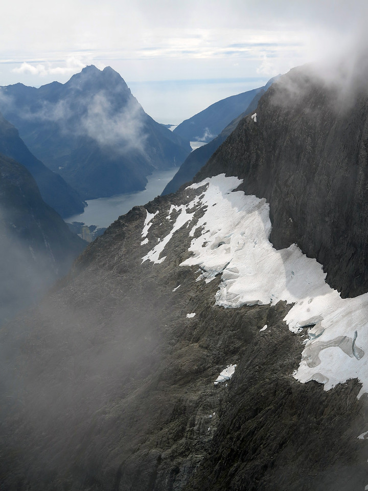 Mitre Peak, Milford Sound and the Twins
