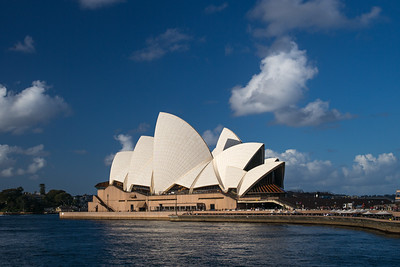 beautiful Sydnew Opera House