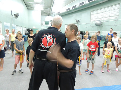 Self Defense Course 17 November 2012 002
