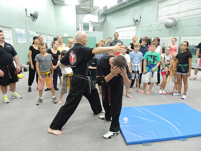 Self Defense Course 17 November 2012 022