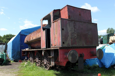 3180 'Antwerp' at Sellinge Farm