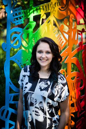 Senior Miss Olivia