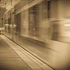 Oregon Max Train in Sepia