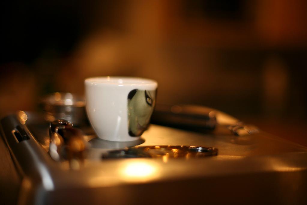 More coffee machine