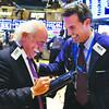 APTOPIX Wall Street